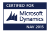 MS Dynamics Certified For NAV2015
