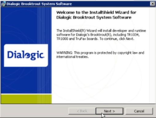 dialogic sr140 download
